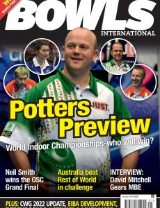 Bowls International – January 2020