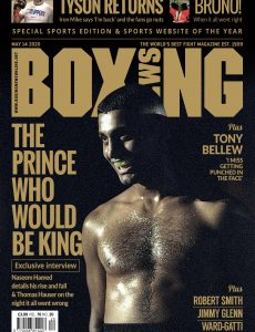 Boxing News – 14 May 2020
