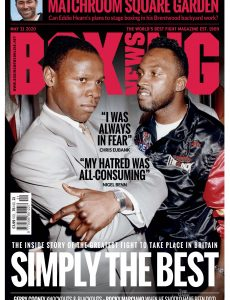 Boxing News – 21 May 2020