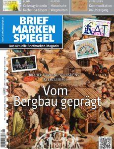 Briefmarken Spiegel – Juni 2020