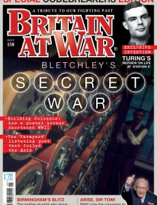 Britain at War – Issue 158, June 2020