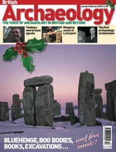 British Archaeology – January-February 2010