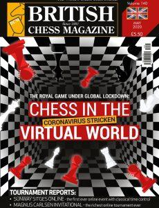 British Chess Magazine – May 2020