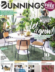Bunnings Magazine – May 2020