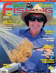 Bush 'n Beach Fishing Magazine – April 2020