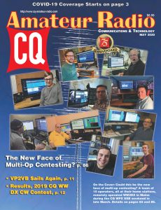 CQ Amateur Radio – May 2020
