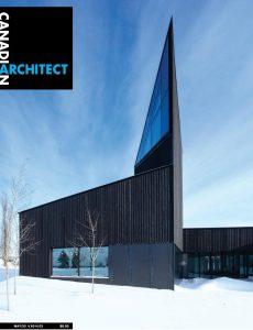 Canadian Architect – May 2020