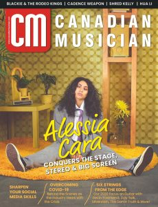 Canadian Musician – May-June 2020