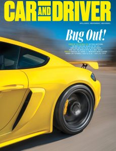 Car and Driver USA – June 2020