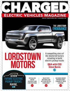 Charged Electric Vehicles Magazine – March-April 2020