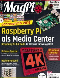 Chip MagPi – Januar-Februar 2020