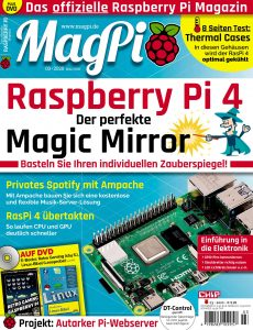 Chip MagPi – Mai-Juni 2020