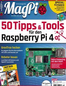 Chip MagPi – März-April 2020