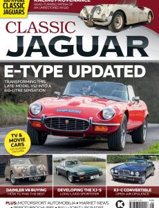 Classic Jaguar – August-September 2020