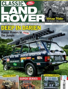 Classic Land Rover – Issue 85 – June 2020