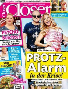 Closer Germany – 20  Mai 2020