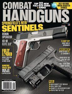 Combat Handguns – July-August 2020