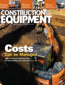 Construction Equipment – May 2020
