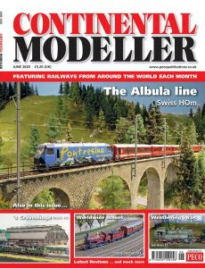 Continental Modeller – June 2020