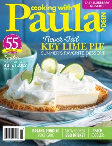 Cooking with Paula Deen – July-August 2020