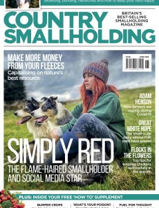 Country Smallholding – June 2020