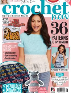 Crochet Now – Issue 56 – May 2020