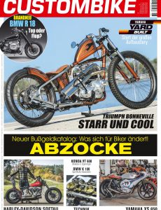 Custombike – Juni 2020