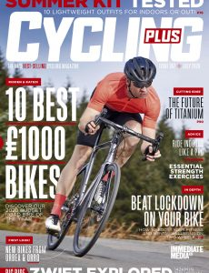 Cycling Plus UK – July 2020
