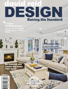 David Reid Design Magazine – Volume 3 2020