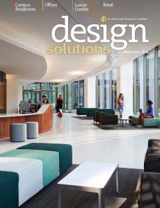 Design Solutions – Winter 2020