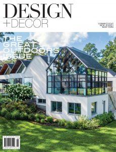 Design + Decor CT-NJ-NY – Issue 3 2020