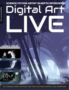 Digital Art Live – May 2020