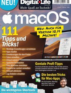 Digital Life – 111 Tipps zu macOS – Februar-März 2020