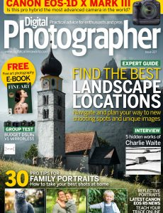 Digital Photographer – August 2020