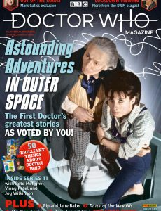Doctor Who Magazine – Issue 552 – July 2020