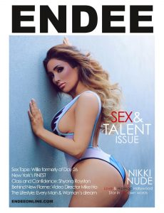 ENDEE Magazine – November-December 2014 (Sex & Talent Issue)
