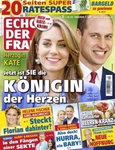 Echo der Frau – 06  Mai 2020