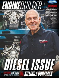 Engine Builder – May 2020