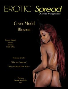 Erotic Spread Magazine – Volume 9 September 2017