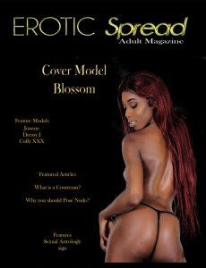 Erotic Spread Magazine – Volume 9 September 2017