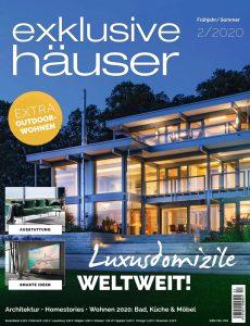 Exklusive Häuser – Frühjahr-Sommer 2020