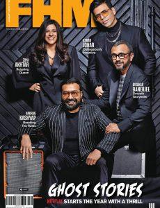 FHM India – January 2020