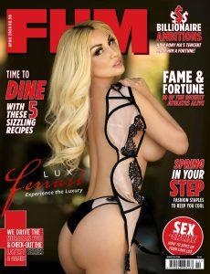 FHM USA – April 2020