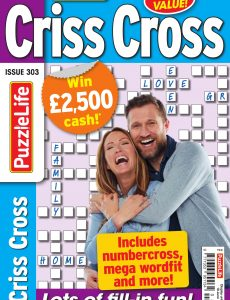 Family Criss Cross – Issue 303 – May 2020