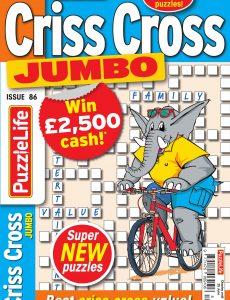 Family Criss Cross Jumbo – May 2020