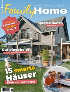 Family Home – Mai-Juni 2020