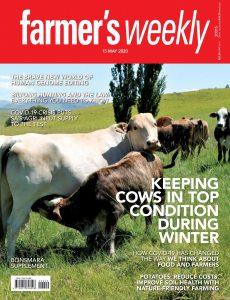 Farmer's Weekly – 15 May 2020