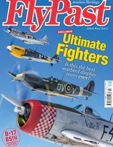 FlyPast – July 2020