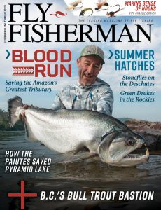 Fly Fisherman – June-July 2020