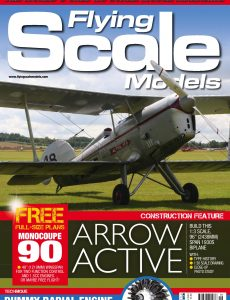 Flying Scale Models – June 2020